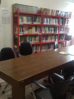 کتابخانه موسسه آموزش عالی کوشیار - 1